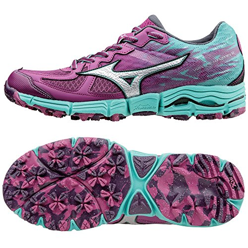 Mizuno Trial Chaussure Course Wave Purple 2 AW15 Women's Kazan vrvwU