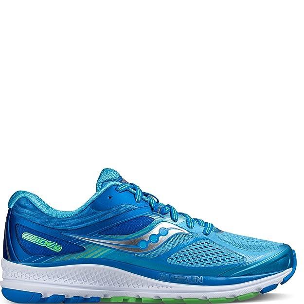 Saucony Women's Guide 10 Running Shoe, Light Blue, 5 M US