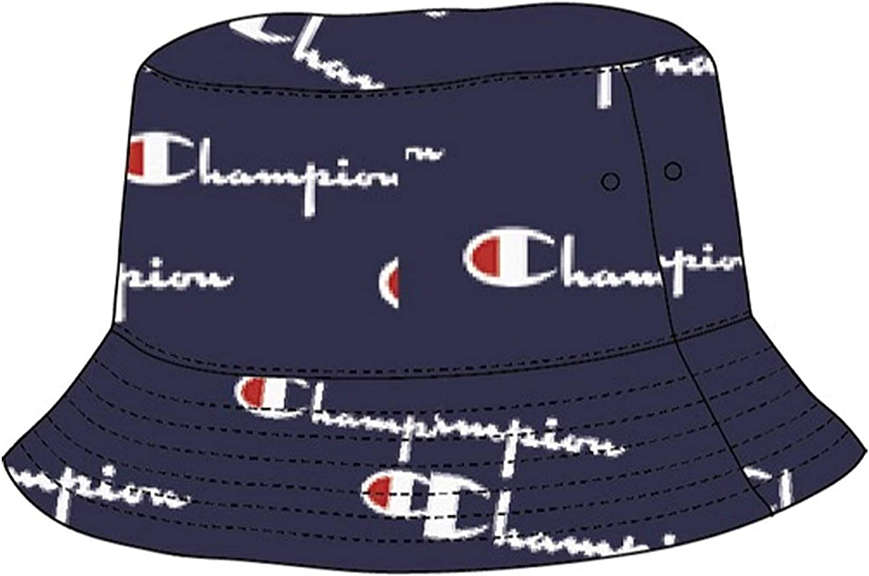 Champion Mens Twill Bucket Hat