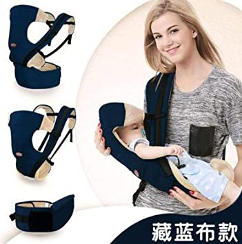 ced849848a8 Amazon.com   UsarGau  0-36m Infant Toddler Ergonomic Baby Carrier Sling  Backpack Bag Gear with hipseat wrap Newborn Cover Coat for Babies Stroller    Baby