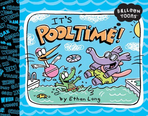 Read Online Balloon Toons: Pooltime pdf