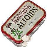 ALTOIDS ペパーミントキャンディー 缶入り 50g