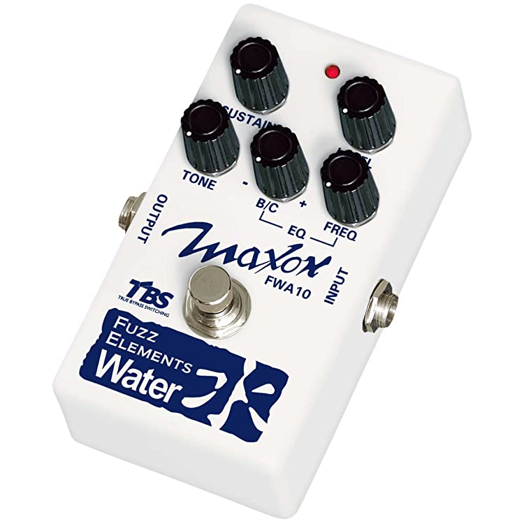 Maxon Fuzz Element Water FWA10