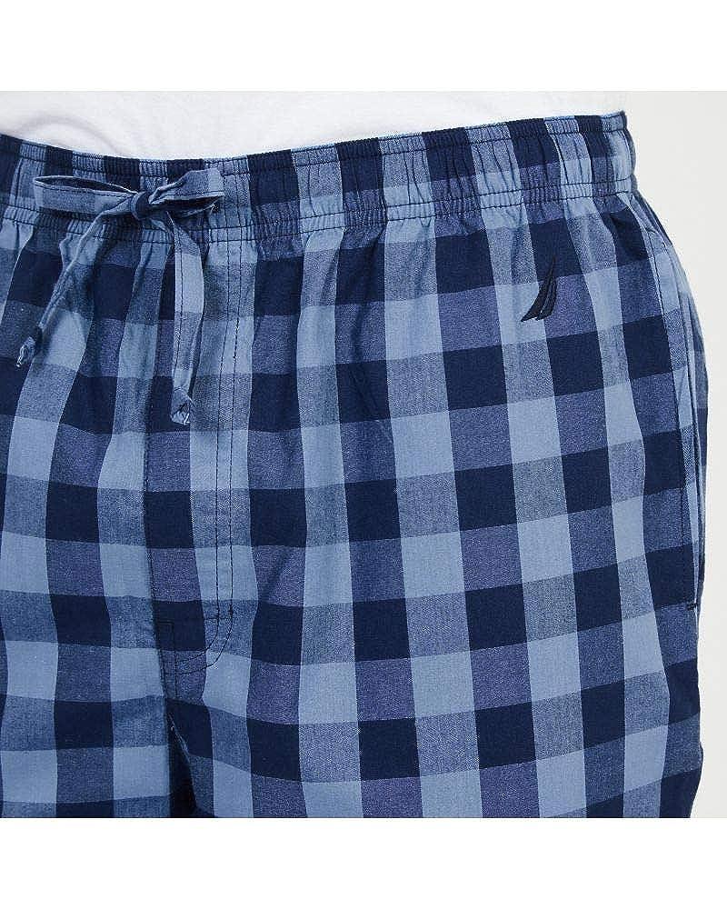 Nautica Mens Soft Woven Pajama Pant