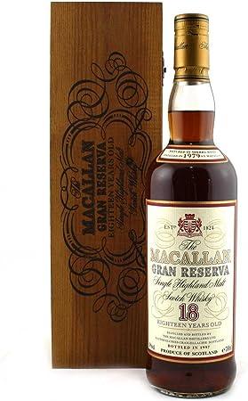 Macallan - Gran Reserva - 1979 18 year old Whisky