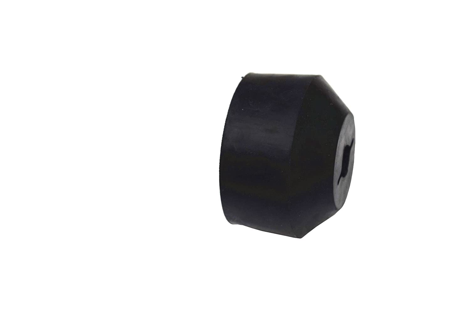 QIQU Winch Cable Stopper,Winch Stopper, Winch Hook Stopper for Synthetic Winch Cable (Black) X
