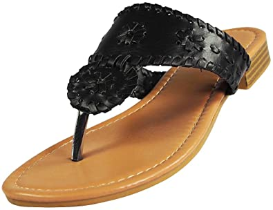567bd14d2885 Pierre Dumas Womens Rosetta 1 Sandals