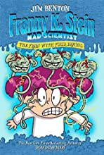The Fran with Four Brains (Franny K. Stein, Mad Scientist)