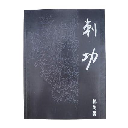 Sharplace 108 Page Livre De Tatouage De Corps Modele Pour