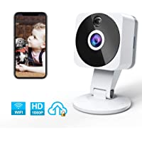 Camara Vigilancia WiFi Interior, NIYPS HD 1080P Camara