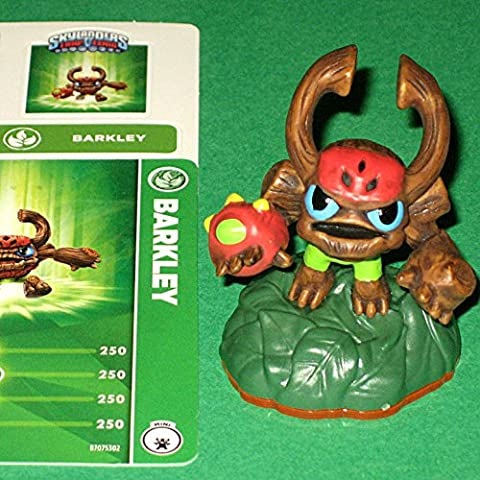 Skylanders Trap Team Barkley Mini (Includes Card and Code) (Skylanders Barkley Sidekick)