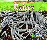Raíces (¡Encuentra las diferencias! Plantas) (Spanish Edition)