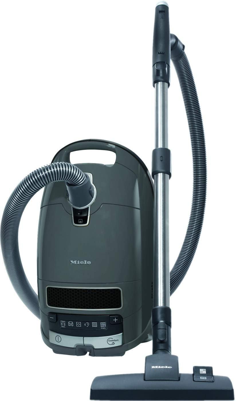 MIELE C3 Boost EcoLine - Aspiradora cilíndrica, color gris: Amazon ...
