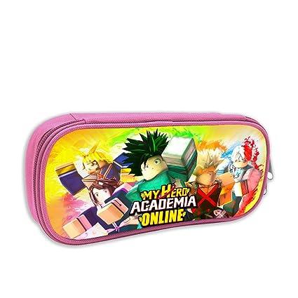 Amazon com: GBFApenbg My Hero Academia-Online-Roblox Unisex