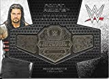 us champion belt - 2017 Topps WWE Roman Reigns US Champion Belt Medallion #151/199 1:277 Packs