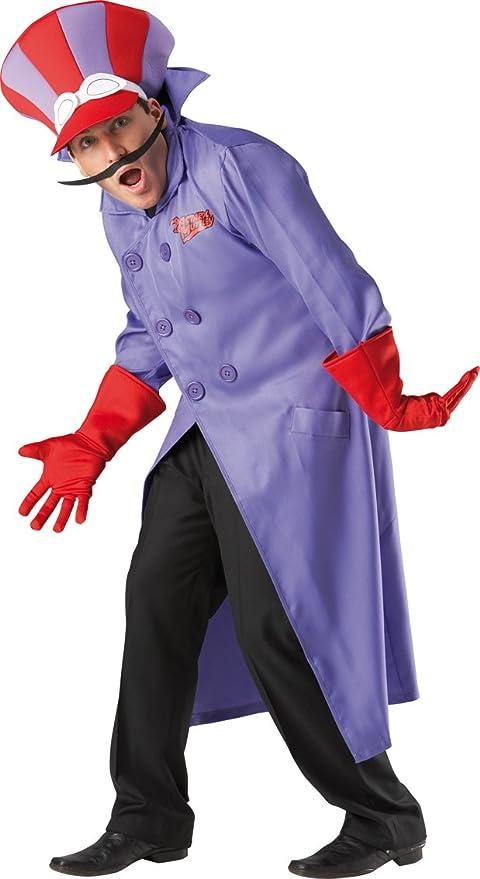 RubiesŽs Dick cobarde Fancy Dress (XL): Amazon.es: Juguetes y juegos
