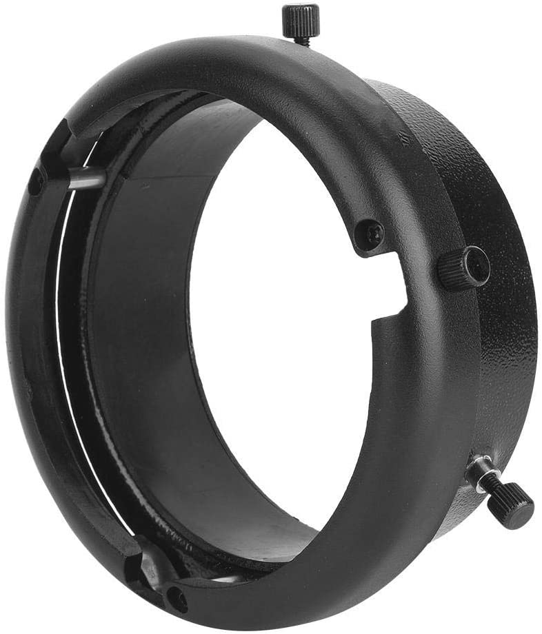 Xinwoer Lens Adapter Rings SN-10 Camera Light Mini Mounts for Bowens Mount Ring Adapter,for Mount Inner Diameter 98mm and for Bowens Mount 101mm