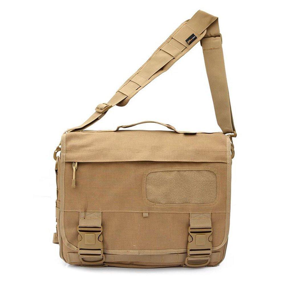 EST007® freiheit soldaten im freien taktische molle system aktentasche messenger bag umhängetasche laptop-tasche handtasche f2