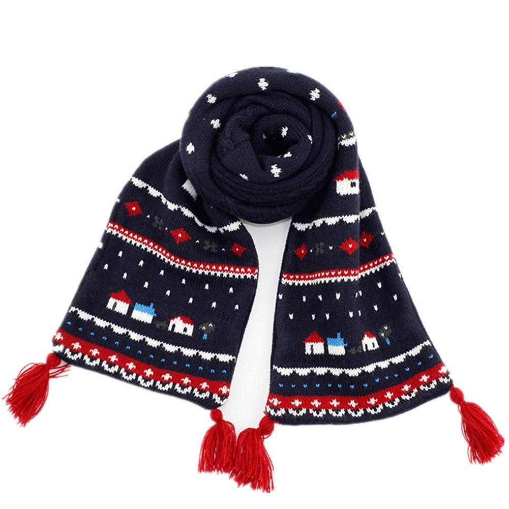 Bonnet Bébé Garçon Chaud Crochet Tricot Pompon en Coton pour Hiver Automne  Chapeau Enfant Protection Oreille 0bd849e5f88