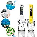 Digital PH Meter and TDS Meter, Water Quality EC