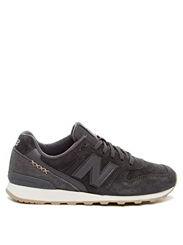 New Balance Zapatilla WR996 by Gris 41 Grey