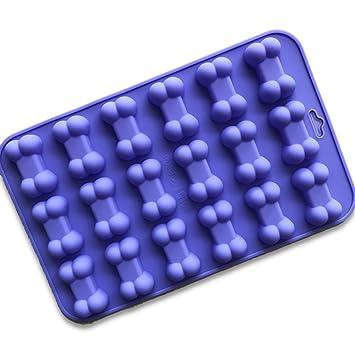 Muffin moldes 22,5 * 14,5 * 1,3 cm reutilizables moldes
