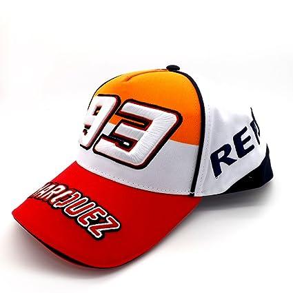 Marc Marquez 93 Honda Repsol Moto GP Gorra Oficial