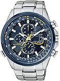 シチズン 腕時計 エコ・ドライブ ブルーエンジェルス クロノグラフ A-T Watch AT8020-54L メンズ [並行輸入]