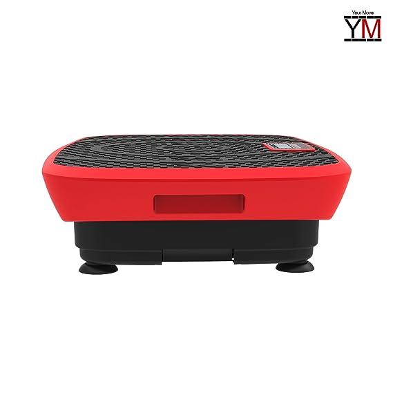 Plataforma vibratoria oscilante 3d pantalla mando Fitness 2 ...