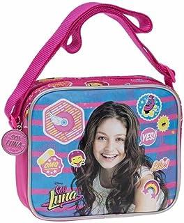 Disney Yo Soy Luna Bolso Bandolera, 1.35 litros, Color Rosa