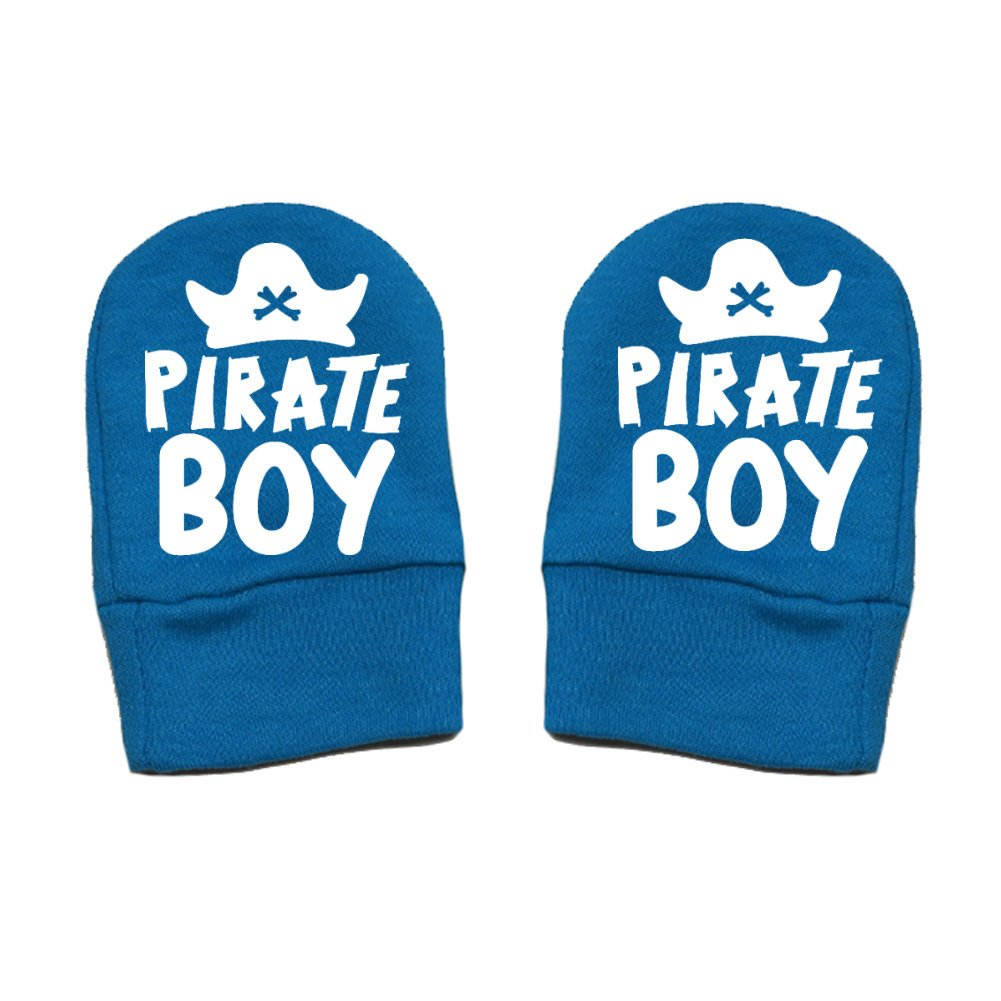 Thick Premium Fun /& Trendy Thick /& Soft Baby Mittens Mashed Clothing Unisex-Baby Pirate Boy