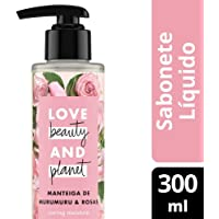 Sabonete Liquido Love Beauty And Planet CARING MOISTURE 300 ML, Love Beauty & Planet