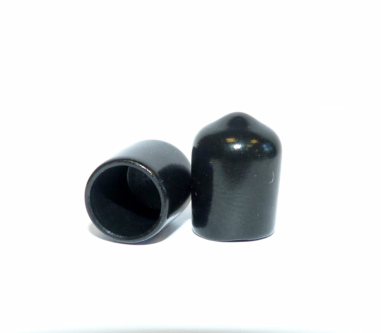 50 x 10 mm x 12,7 mm PVC Kappen, Finishing Nabenkappen,-Maskierung, Endkappen, Kappe Vital Parts CAP050