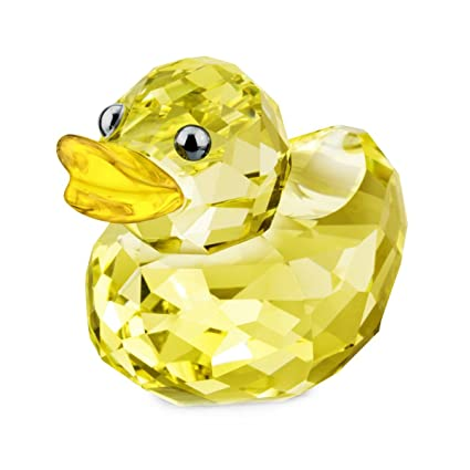 24a3fca5c2e21 Swarovski Sunny Sandy Duck Figurine