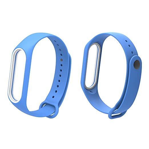 Xiaomi Mi Band 3 Banda Watch para Unisex Silicona Correa de ...