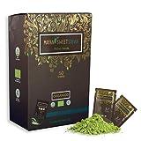 Organic Stevia Powder In Sachets, 50 Count