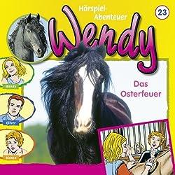 Das Osterfeuer (Wendy 23)