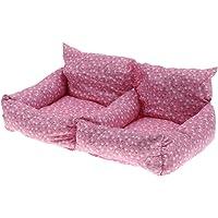 HOMYL Hamster Guinea Pig Ferret Rat Gerbil Supplies Cage Accessories Warm Sofa Bed
