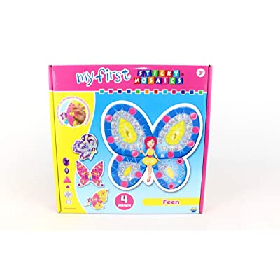 The Orb Factory Limited My First Sticky MosaicsFairies: Toys & Games