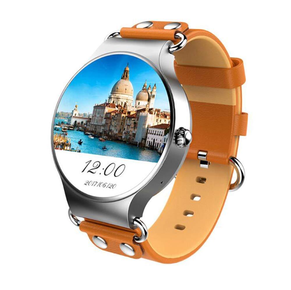 KW98 Smart 3G Reloj WIFI Clima GPS Posicionamiento Ritmo Cardíaco ...