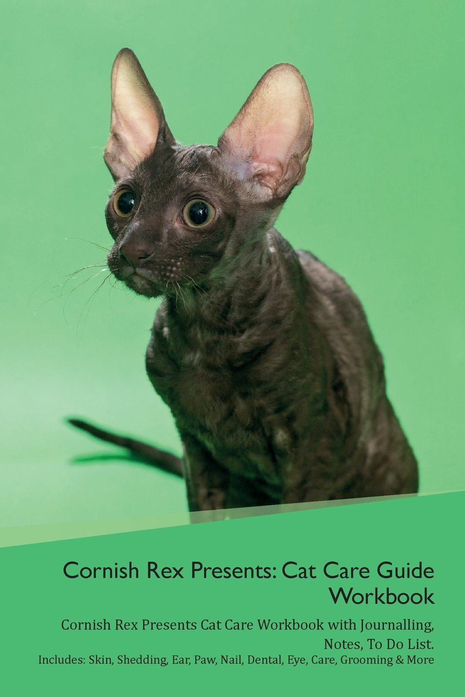 Read Online Cornish Rex Presents: Cat Care Guide Workbook Cornish Rex Presents Cat Care Workbook with Journalling, Notes, To Do List. Includes: Skin, Shedding, Ear, Paw, Nail, Dental, Eye, Care, Grooming & More pdf epub