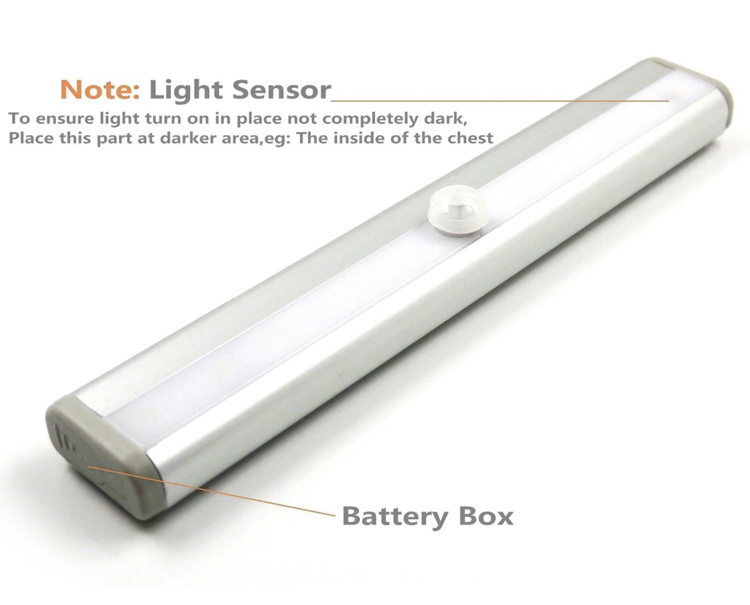 Galleon Morpilot Motion Sensor Closet Light Led Cabinet