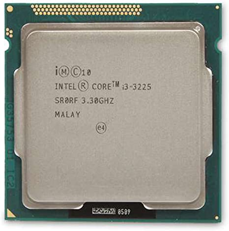 Intel BX80637I33225 - Microprocesador, Core I3-3225, 3.3 GHz ...
