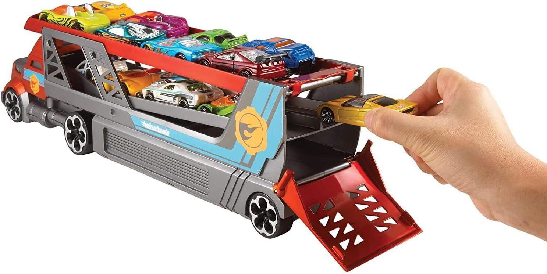 Hot Wheels Blastin' Rig Mattel Camion Lanciarore