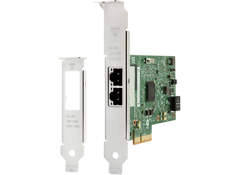 HP Intel Ethernet I350-T2 2-Port 1 GB NIC V4A91AA