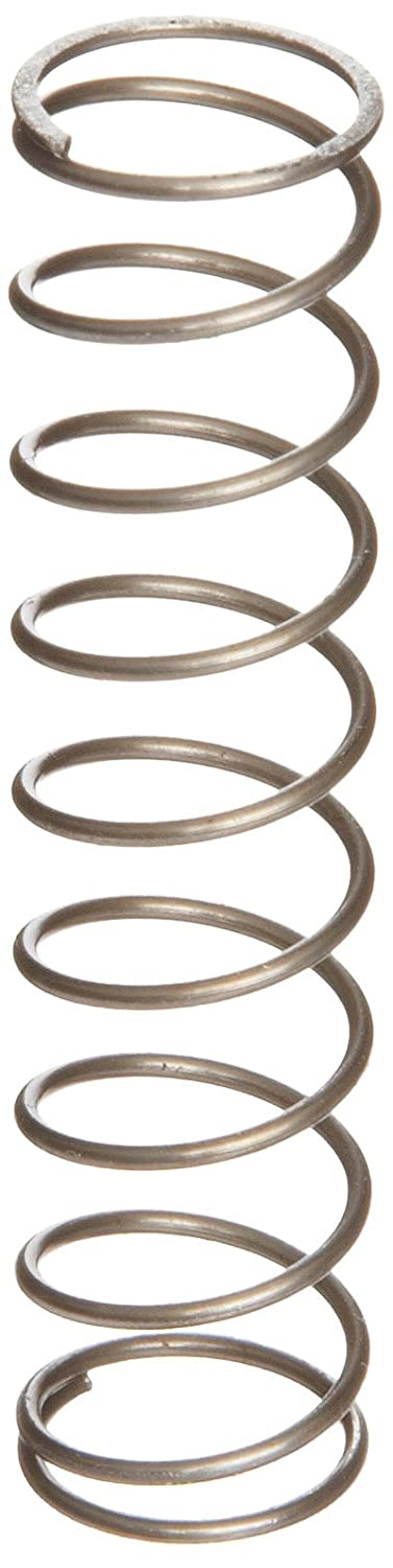 Music Wire Compression Spring Steel Metric 13.5 mm OD 1 mm Wire Size 39.4 mm Compressed Length 115 mm Free Length 21.97 N Load Capacity 0.28 N mm Spring Rate Pack of 10