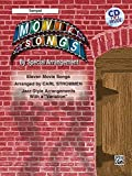 "Movie Songs by Special Arrangement (Jazz-Style Arrangements with a ""Variation""): Trumpet, Book & CD"