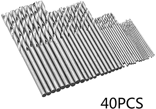 Pack of 2 TTC 15//32 x 12OAL HSS Extra Long 118/° Drill