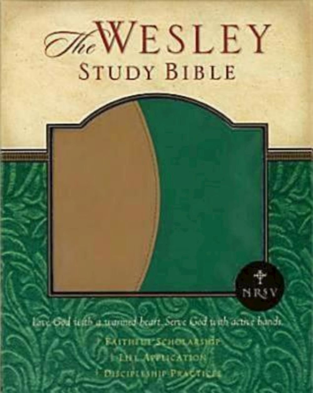 NRSV Wesley Study Bible Standard product image