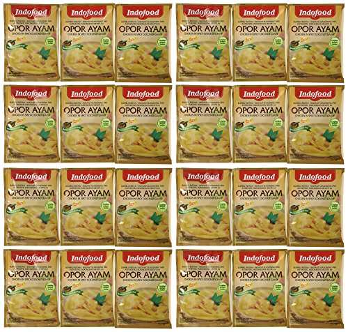 Indofood Opor Ayam Curry Sauce, 1.6 Ounce (Pack of 24) by Indofood